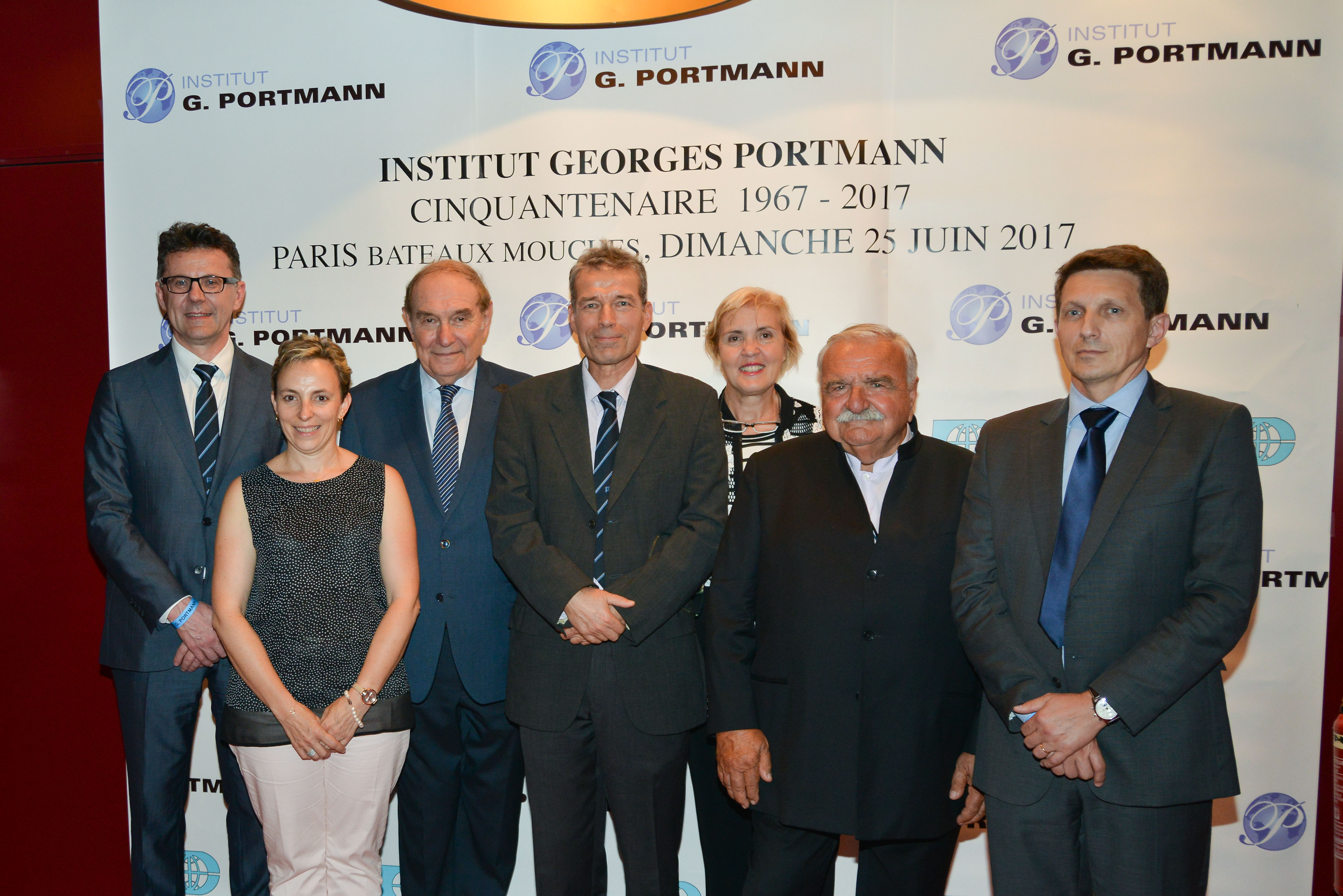 50th anniversary of the G. Portmann Institute