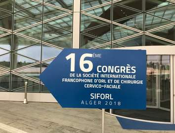 16th Congress of the Francophone Society of ENT & CCF in Algiers